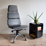 Space age executive chair